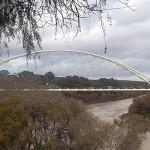Ponte Reina Sofía, em Córdoba, na Espanha: estrutura mista permite construções ágeis