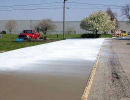 Pavimento de concreto sobre o asfalto: mobilidade urbana agradece