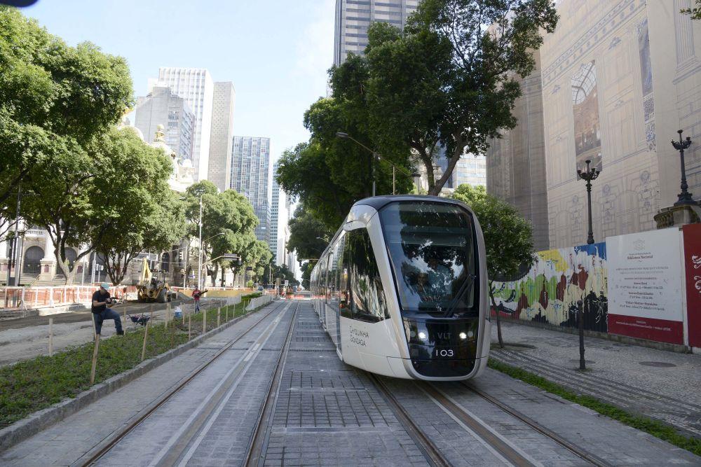 VLT do Rio: legado olímpico com tecnologia de ponta, mas obras atrasadas