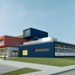 Desenho mostra como será o primeiro living lab do Brasil