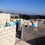 Casa construída com bloco de concreto 11,5: versatilidade é a principal virtude