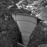 Barragem de Vajont, na Itália: exemplo de que a negligência pode causar tragédias