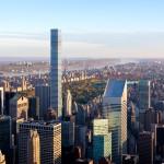 No 432 Park Avenue, projeto exigia concreto branco de alta resistência
