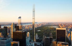 57th Street: prédio mais fino do mundo, com 18 metros x 18 metros de área construída
