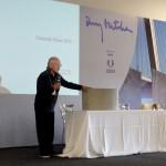 Ruy Ohtake: água é importante, energia solar é importante, mas a condição humana é mais importante