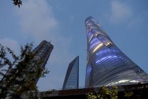 Shangai Tower: concreto com características específicas permitiu que 63 mil m3 fossem bombeados em 60 horas