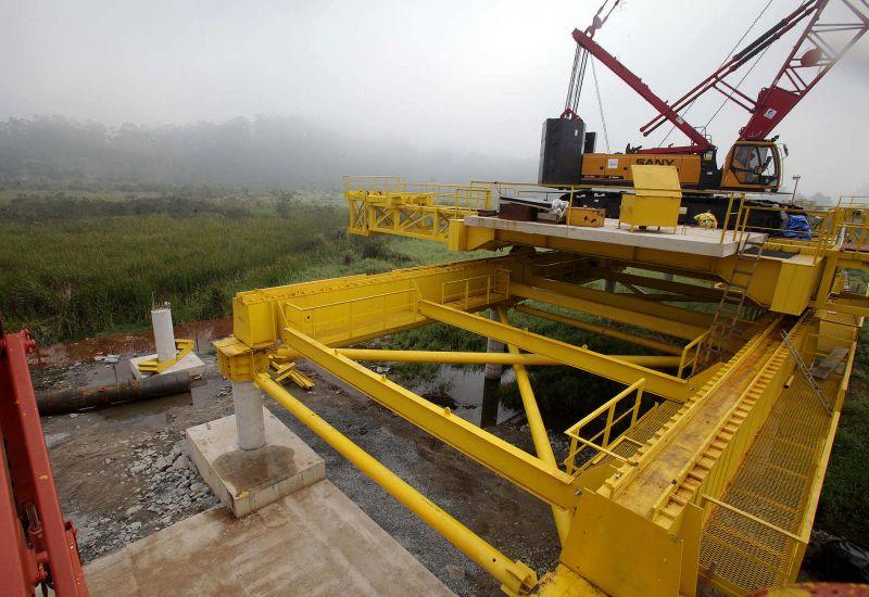Cantitraveller usado no Rodoanel de São Paulo vai viabilizar obra no litoral do Paraná