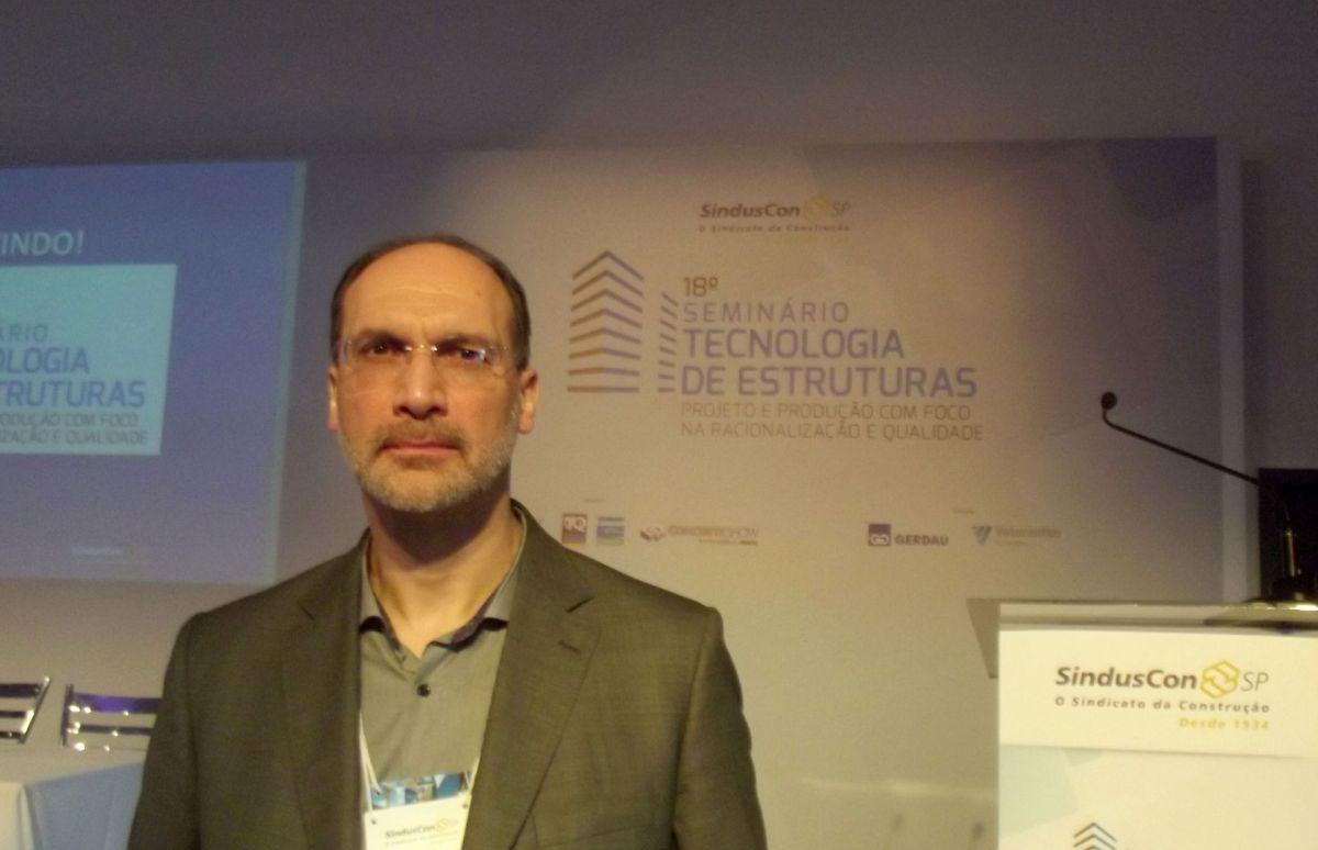 Acir Mércio Loredo-Souza, da UFRGS: coordenador da comissão, que será instalada dia 6 de outubro