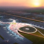 Aeroporto da Cidade do México: meta é atender demandas de voos e passageiros até 2100