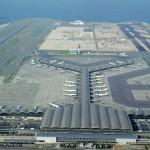 Aeroporto de Hong Kong: conectado com a cidade, através de uma rede de mobilidade urbana
