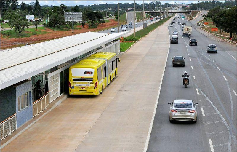 Concreto garante durabilidade superior a 20 anos para corredores de BRT