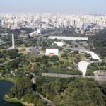 Parque do Ibirapuera: obra inaugurada em 1954 é um das mais bem conservadas do acervo de Oscar Niemeyer