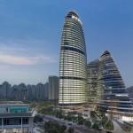 Wangjing SOHO, em Pequim: última obra que a arquiteta Zaha Hadid entregou em vida