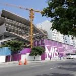 MIS do Rio: alta tecnologia em concreto adensável, mas obra está inacabada