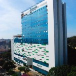 Hospital Mater Dei Contorno, em Belo Horizonte: exemplo de que obras com esta especificação devem apostar na industrialização