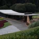 Tenda Modernista: desenhada em 1954 por Oscar Niemeyer