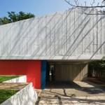 Residência Olga Baeta, projetada por Vilanova Artigas em 1956 e restaurada em 1998