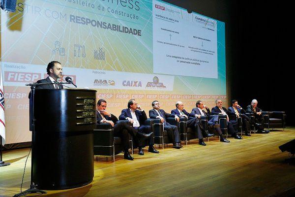 Carlos Eduardo Auricchio, diretor titular do Deconcic: sem investimento, impacto sobre competitividade do país é enorme