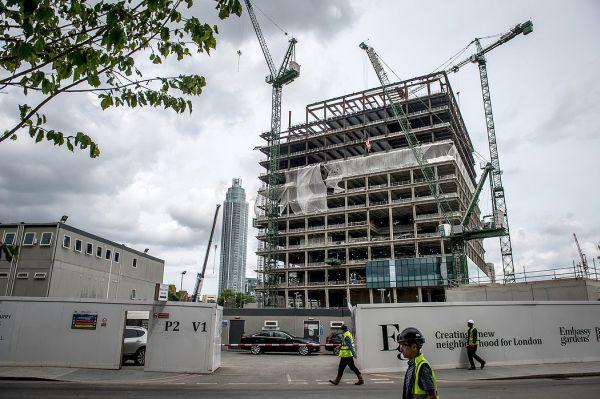 Construção civil nos Estados Unidos vai fechar 2016 com captação de US$ 690 bilhões