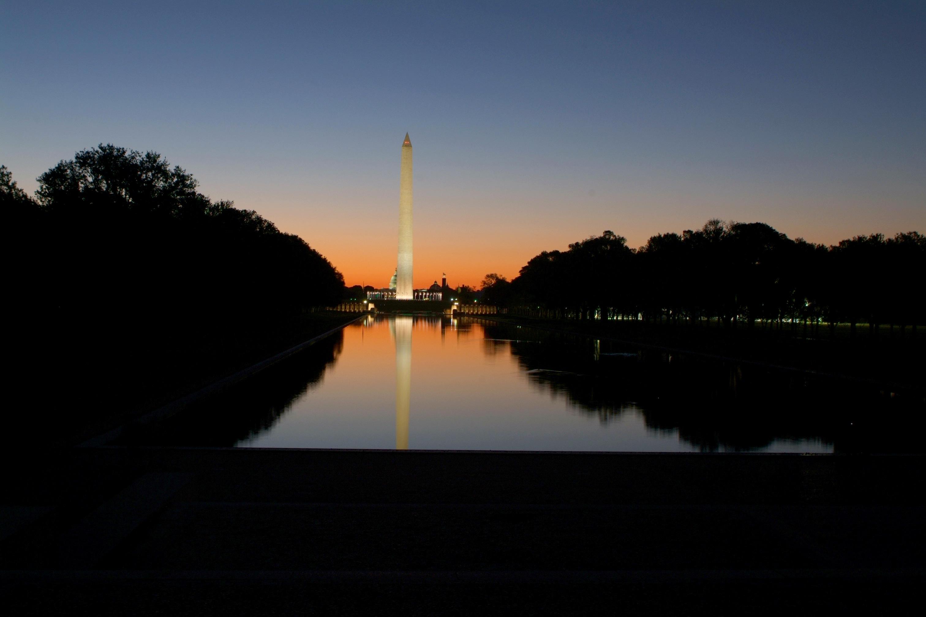 Obelisco de Washington ficará fechado para visitação até 2019