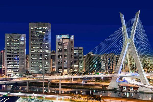 Região de Avenida Berrini, em São Paulo, é a que mais concentra prédios corporativos com certificação LEED no Brasil