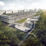 Projeto da nova sede do CAU explora luminosidade e ventilação natural, além da energia renovável