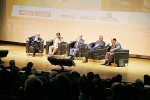 Banco de projetos esteve em discussão em um dos fóruns do 12º ConstruBusiness