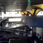 Arquitetura brutalista de Vilanova Artigas guiou o projeto da rodoviária de Jaú-SP