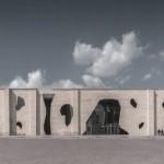 Rodoviária de Nevsehir: arquitetura vazada para favorecer a ventilação natural