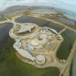 Khazar Islands: obras consomem 1/3 do cimento produzido anualmente no país