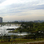 Cidade inteligente de Songdo: projeto está orçado em US$ 35 bilhões