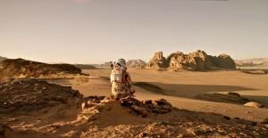 Cena do filme Perdido em Marte: ficção não está longe de virar realidade