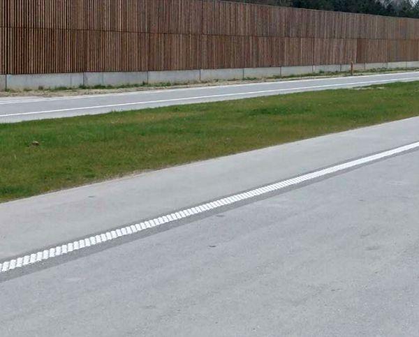 Estrada silenciosa na Bélgica: pesquisa reduziu ruído em 5 decibéis