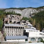 Sede do Museu do Cimento: reconhecido como monumento histórico da Espanha