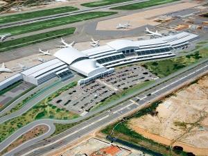 Projeto do aeroporto de Fortaleza previa muito mais obra até a Copa de 2014