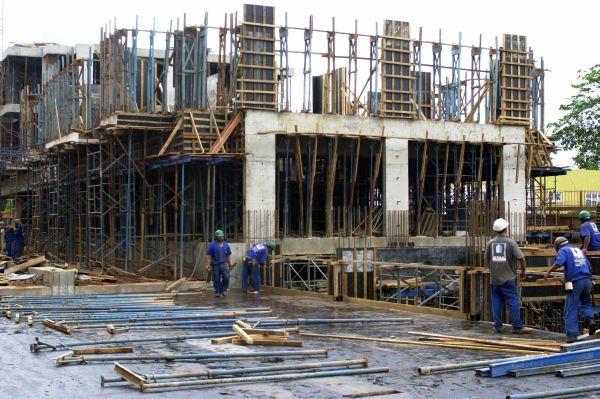 Números indicam que PIB da construção vai sair do vermelho em 2017