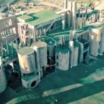 Fábrica de cimento se transformou na mansão do arquiteto Ricardo Bofill: retrofit preservou estruturas de concreto
