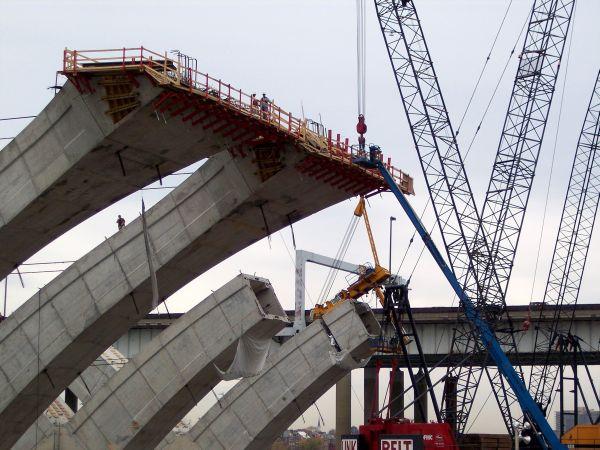 Tecnologias empregadas em obras de concreto no século 21 têm forte influência de profissionais que atuam na área desde os anos 1950
