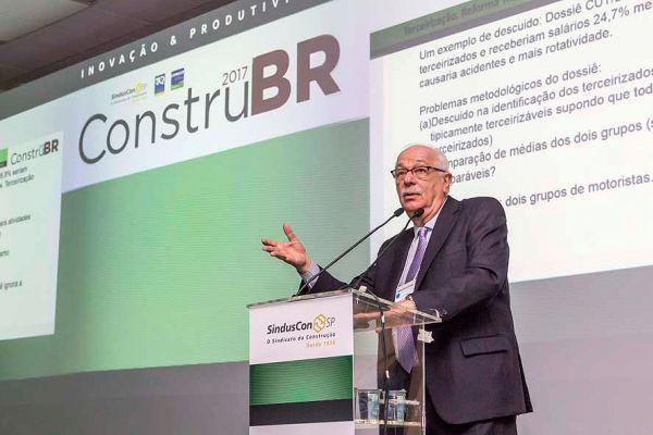 Hélio Zylberstejn: lei traz segurança jurídica a setores que dependem de serviços terceirizados