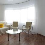 Interior da casa mantém microclima, independentemente da temperatura externa