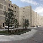 Condomínios em Rawabi empregaram materiais produzidos em Israel, incluindo o cimento