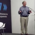 Rick Yelton: aplicativos e sensores ajudam a controlar o concreto dentro da betoneira