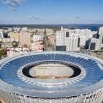 Ekaterinburgo: maior desafio está fora do estádio, nas obras de mobilidade urbana