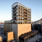 The Silo, na Cidade do Cabo: retrofit criou hotel com diárias que variam de 3 mil a 18 mil reais