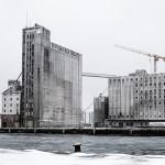 Silo de Copenhague será transformado em edifício residencial de alto padrão