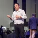 Alexsander Maschio, da ABCP-Sul, no Concrete Show: vias do futuro pensam primeiro no pedestre