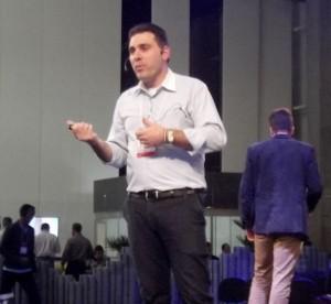 Alexandre Maschio, da ABCP-Sul, no Concrete Show: vias do futuro pensam primeiro no pedestre