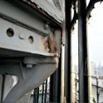 Instalação de andaimes marca início das obras na Elizabeth Tower