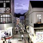 Cidades de médio porte, como Blumenau-SC, se reurbanizaram usando pavimento intertravado em ruas e calçadas