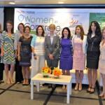Diretoria da Women in Concrete Alliance (WICA): elas se unem para ganhar mercado nos EUA